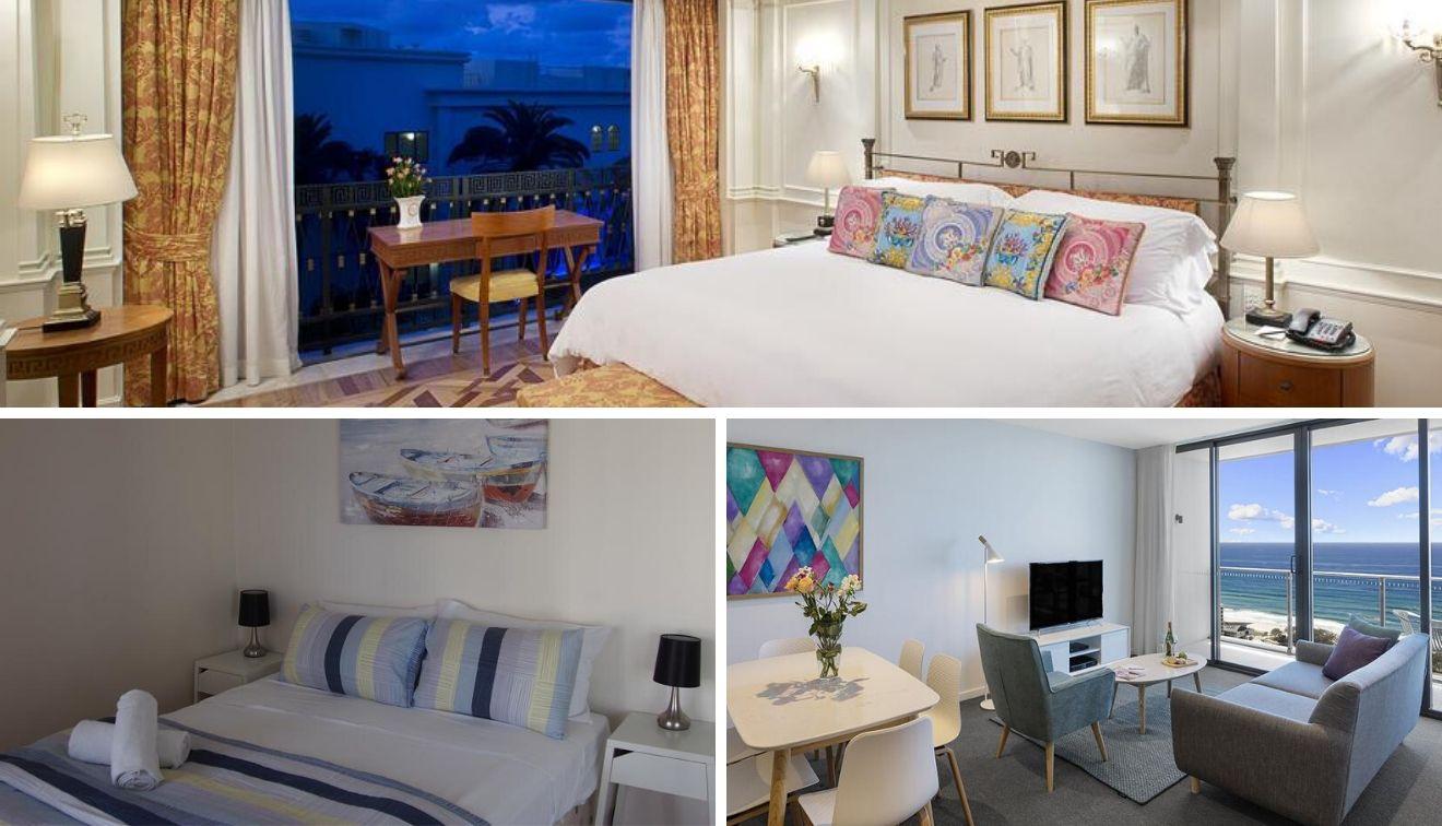 dónde alojarse en el mejor alojamiento de Gold Coast