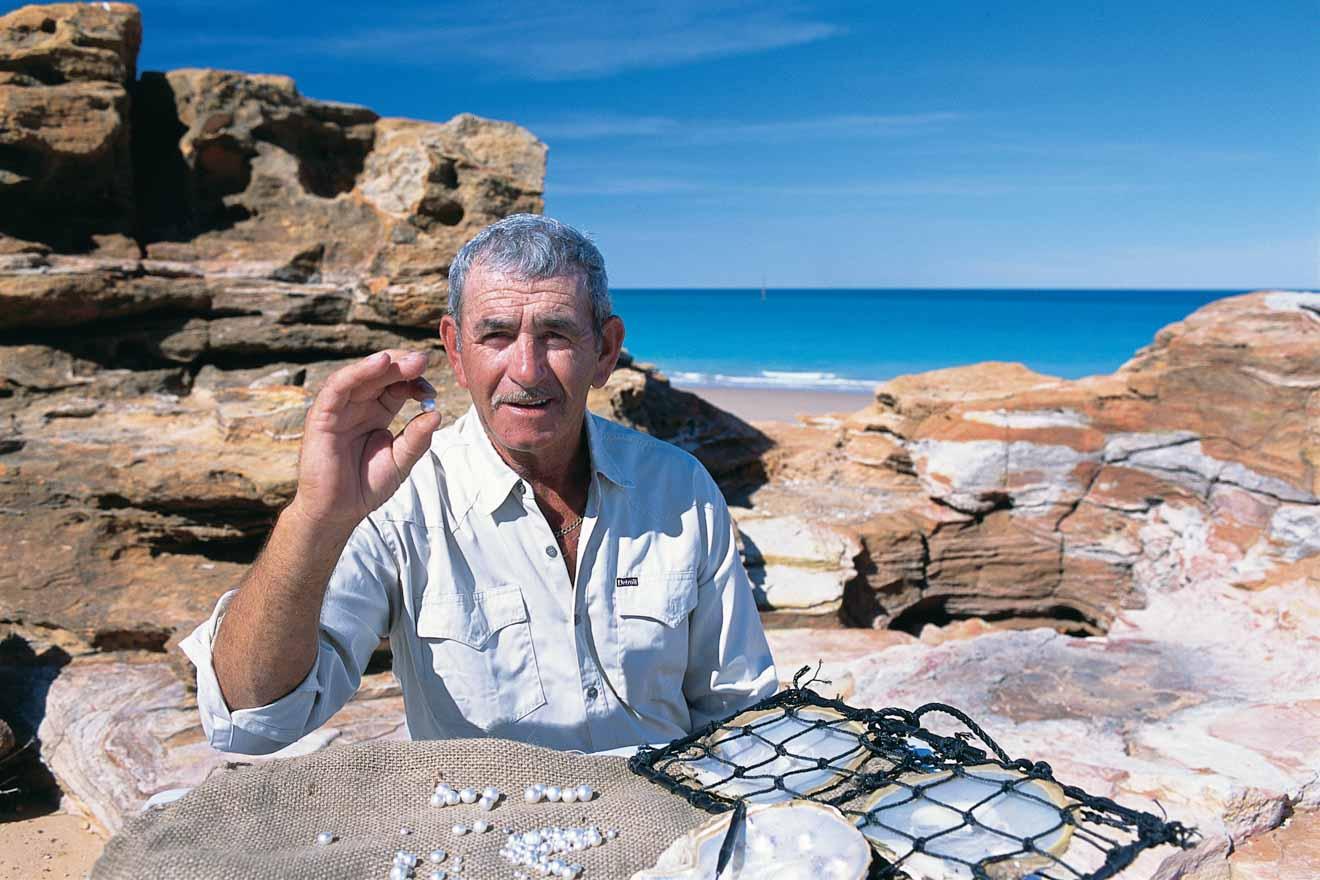 clasificación local de perlas Cosas que hacer en Broome, Eden