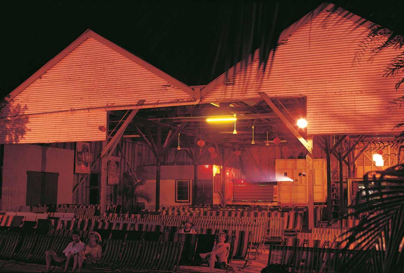 Fotos del sol en Chinatown ¿Qué hacer en Broome?