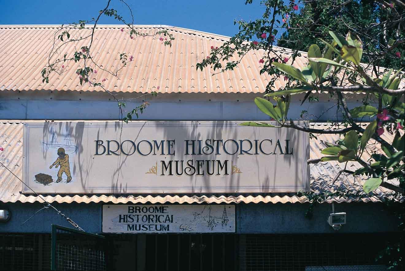 Museo histórico de cosas que hacer en Broome y los mejores lugares para ver