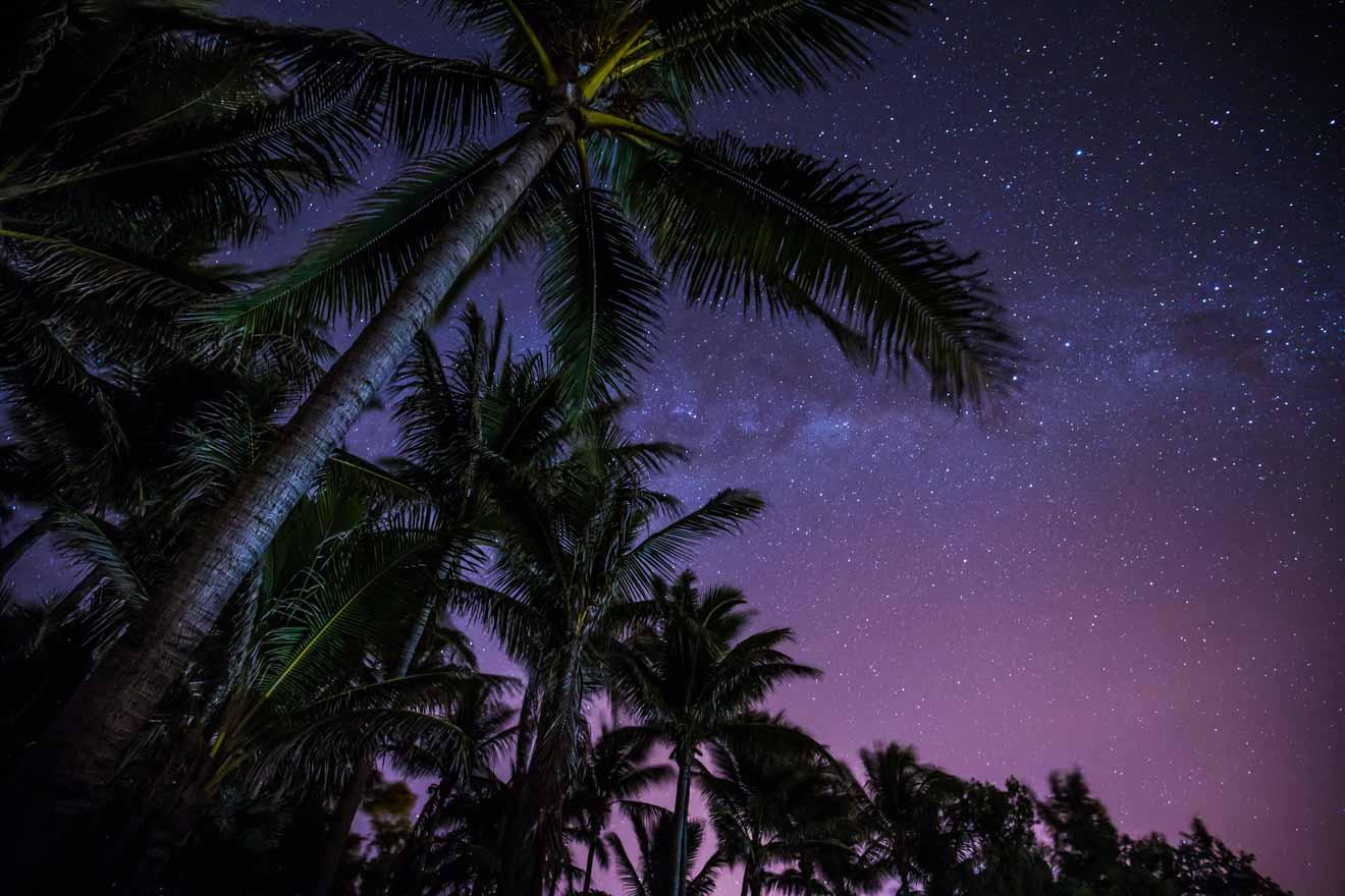 Actividades nocturnas en Cable Beach Broome