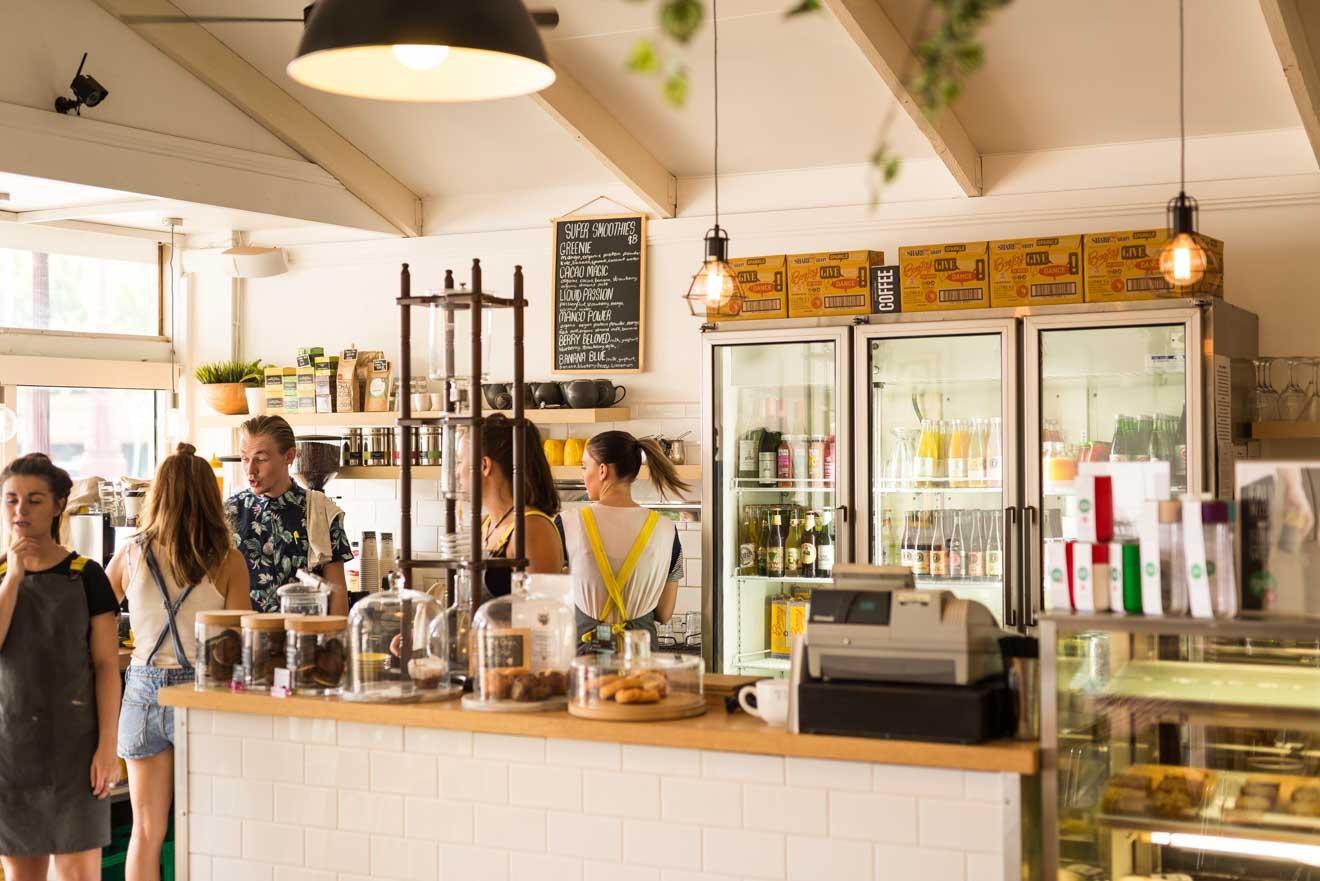 Dónde comer Espresso amarillo Cosas que hacer en Ballarat