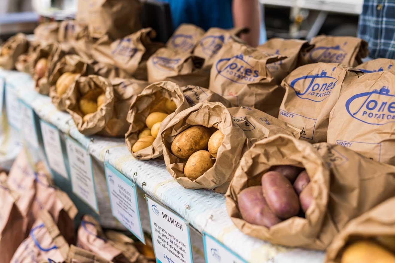 dónde comprar cosas para hacer en Farmers Market en ballarat