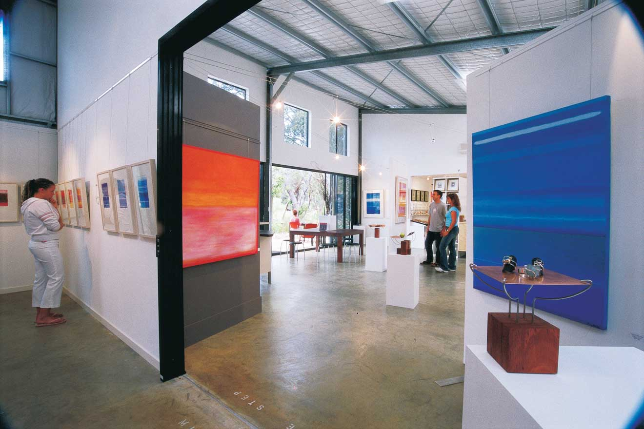 Cómo llegar a Purist Things to Do Gallery en Margaret River