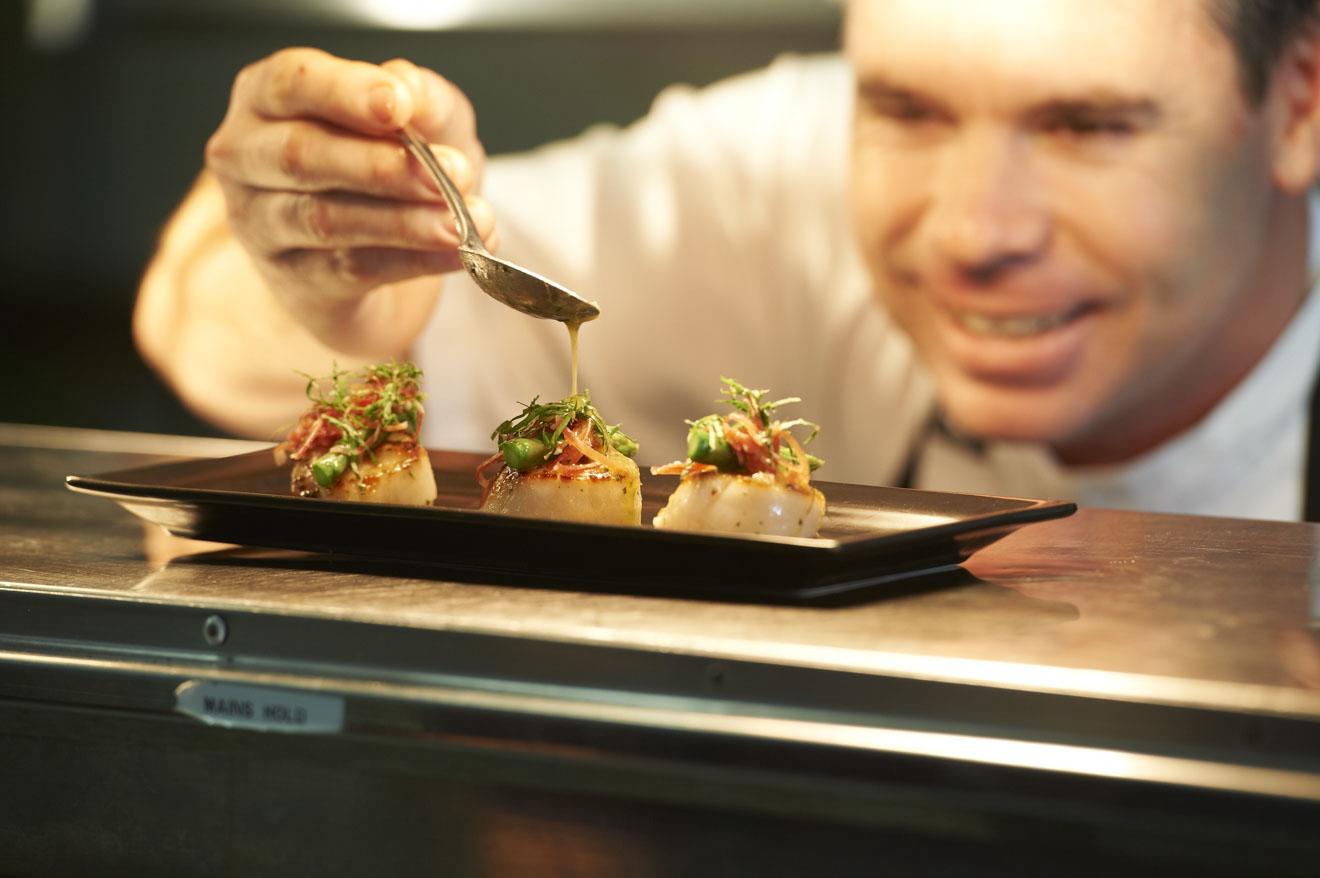 Chef Dany Angove Margaret River Bodegas y restaurantes