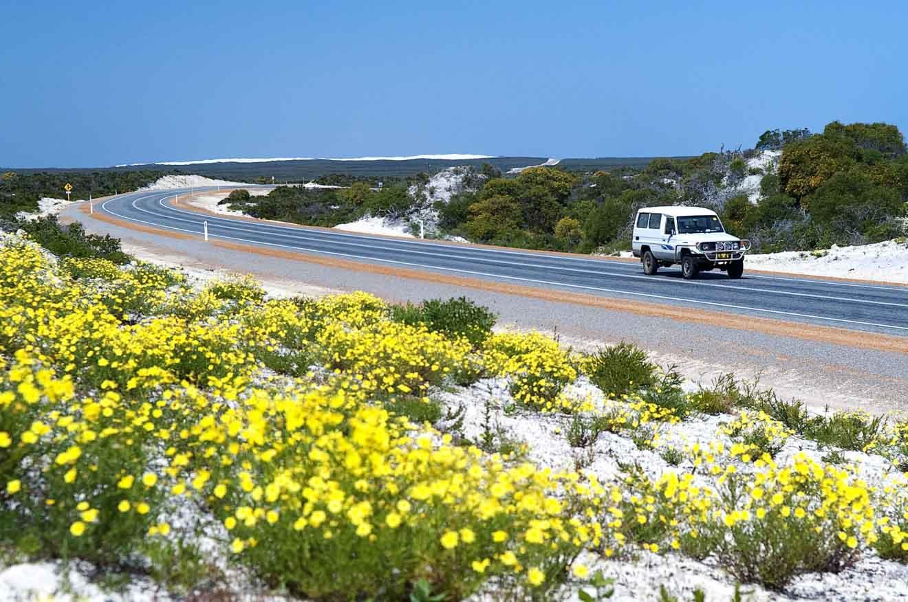 Southern Coral Coast Western Australia Viaje por carretera a Broome
