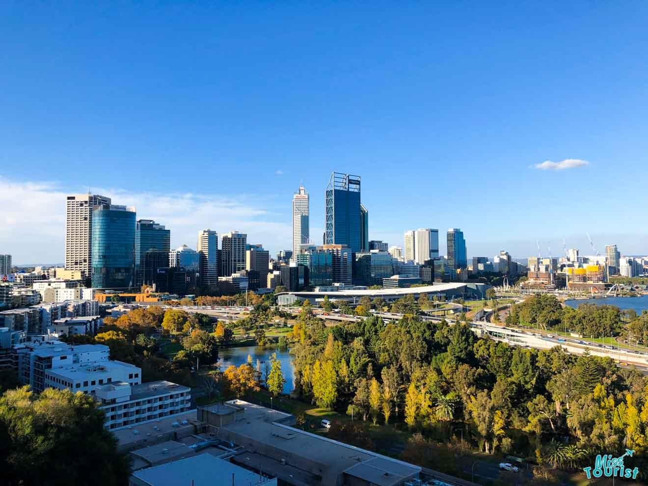 planificador de viaje a wa - Perth Western Australia Road trip