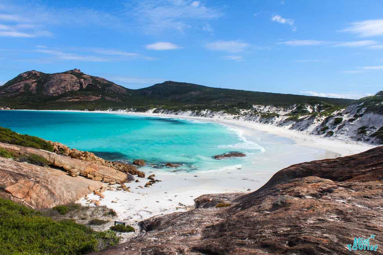 costa oeste de australia, viaje por carretera wa