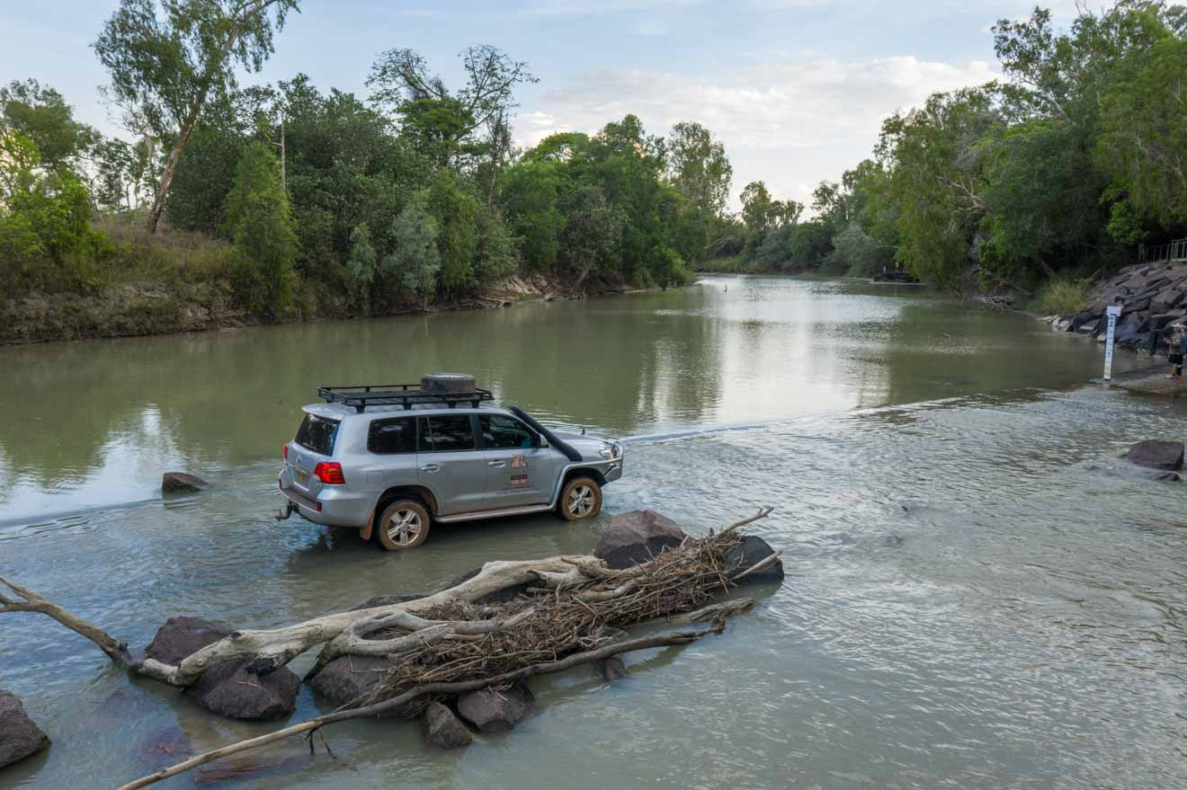 Venture North en Arnhem Land self drive