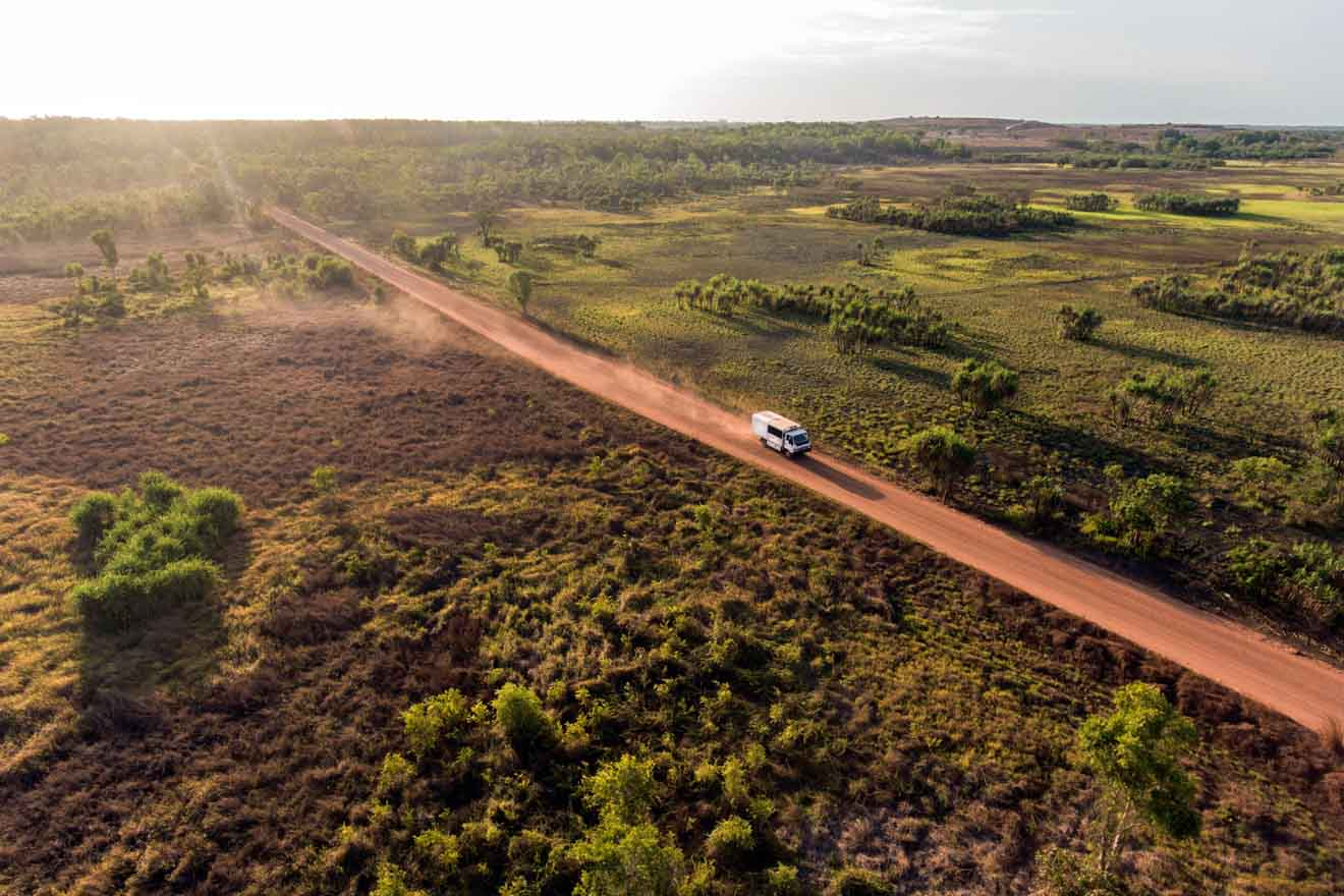 ruta Arnhem Land self drive