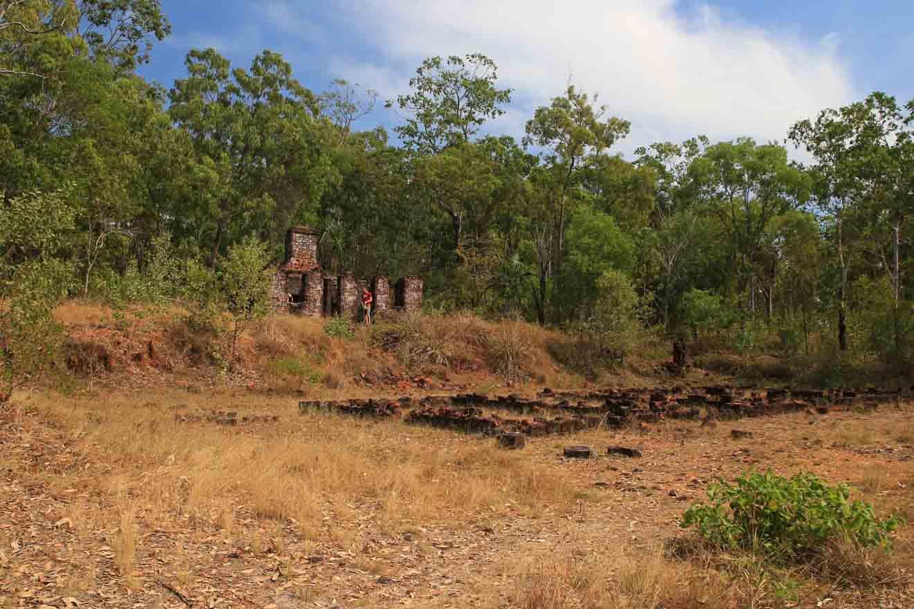 Arnhem Land liquidación Territorio del Norte de Australia