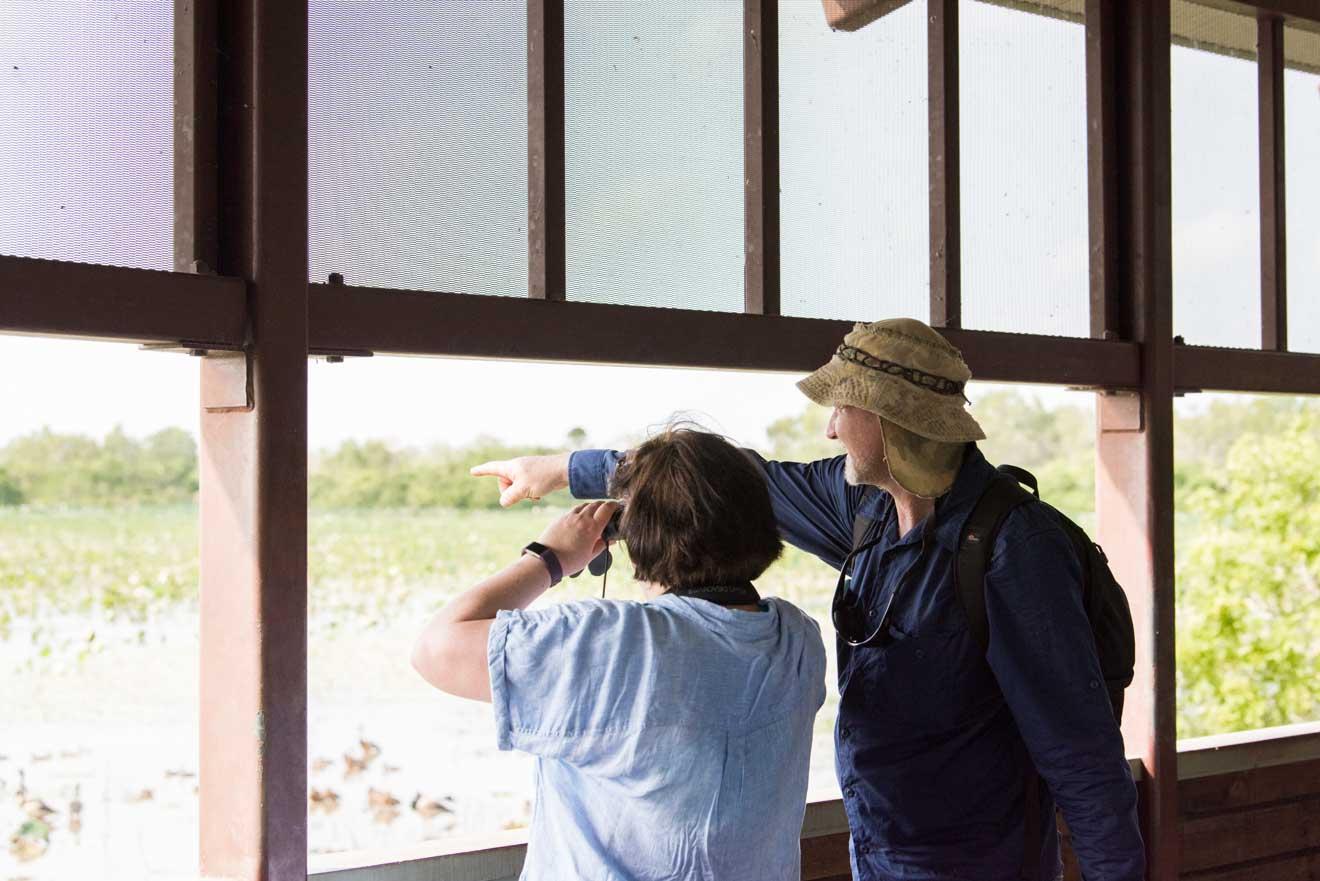Semana de las Aves de Kakadu Cosas que hacer en el Parque Nacional Kakadu animales