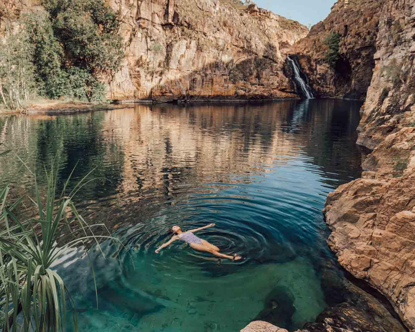 Barramundi Gorge Qué hacer en Kakadu - Guía del visitante