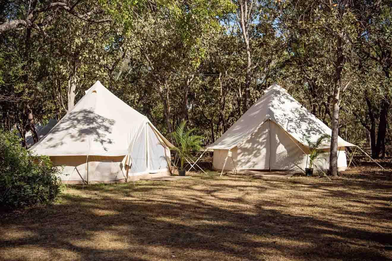 Actividades de campamento flash para hacer en el Parque Nacional Kakadu