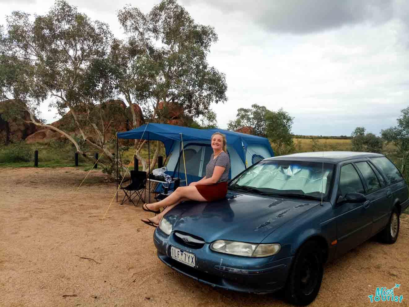 Camping Darwin en Alice Springs donde alojarse