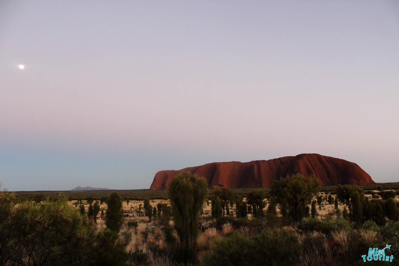 Uluru Darwin en Alice Springs para Katherine