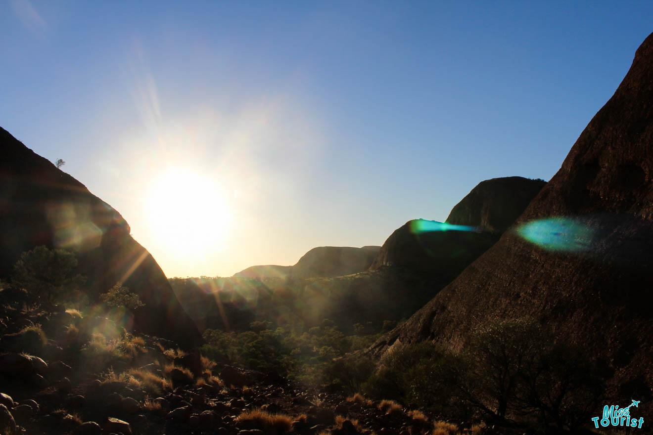 Cosas que hacer Darwin Sunrise en Alice Springs