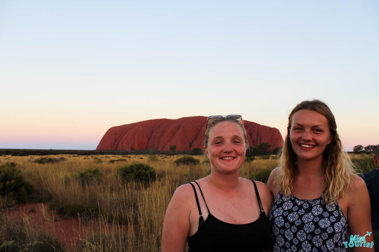Darwin amigos a Alice Springs a través de kakadu