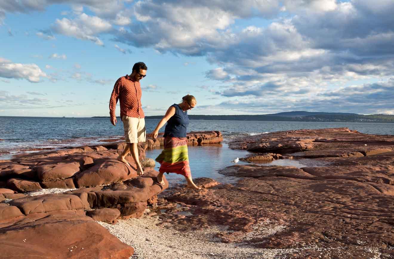 Cosas que hacer en Bar Beach en el paseo marítimo de Merimbula