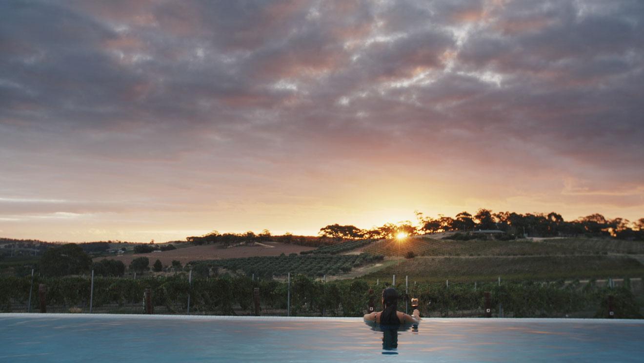 Las mejores cosas para hacer en louise, barossa valley - piscina de borde infinito