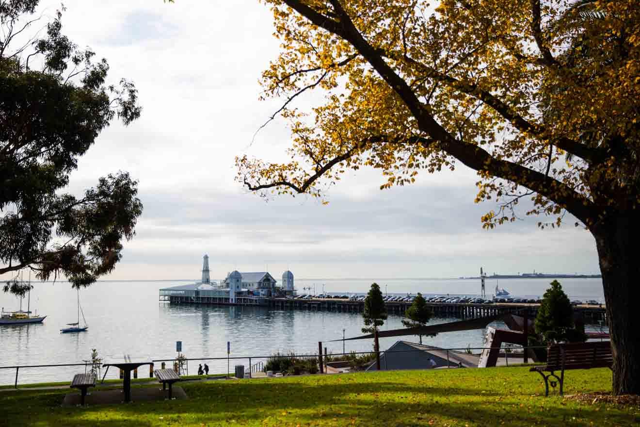 Diversión familiar - Visita Geelong y La Bellarine - Cunningham Pier ¿Qué hacer en Geelong?