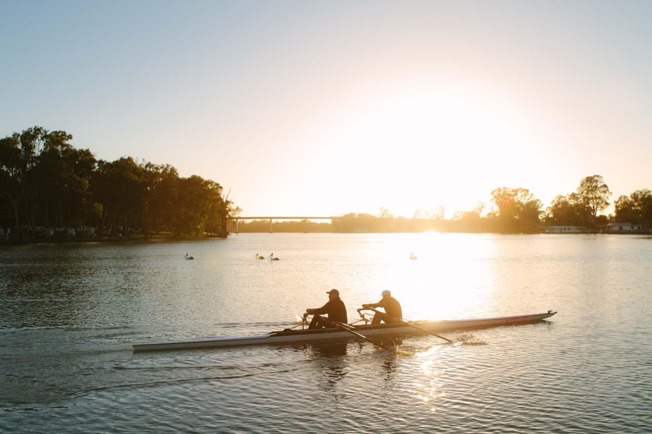 ¿Qué ver y qué hacer en Mildura y sus alrededores? Río Murray ¿Qué hacer en Mildura?