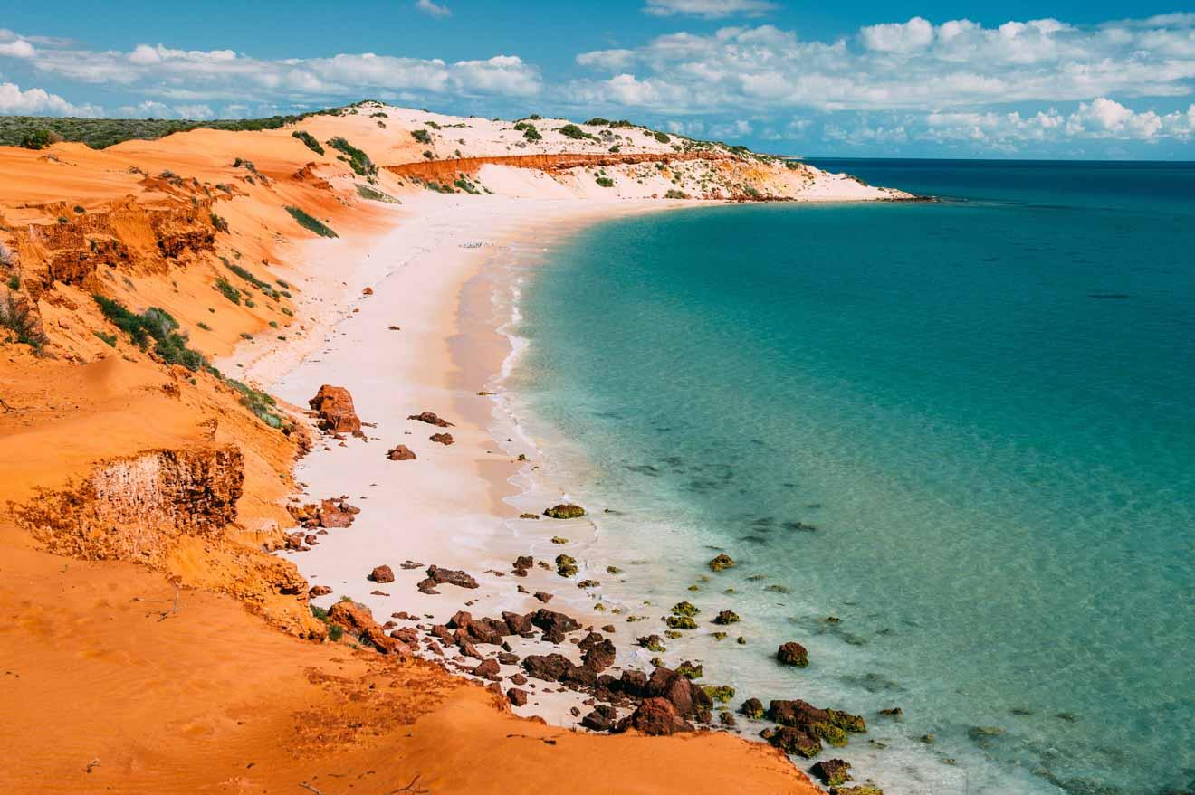 Parque Nacional Francois Perón Cosas que hacer y lugares en Shark Bay