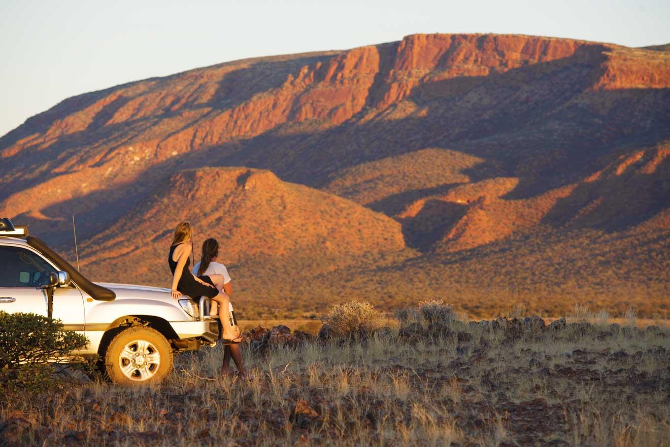 las mejores atracciones y los mejores lugares Parque Nacional Mount Augustus Australia Occidental Viaje por carretera