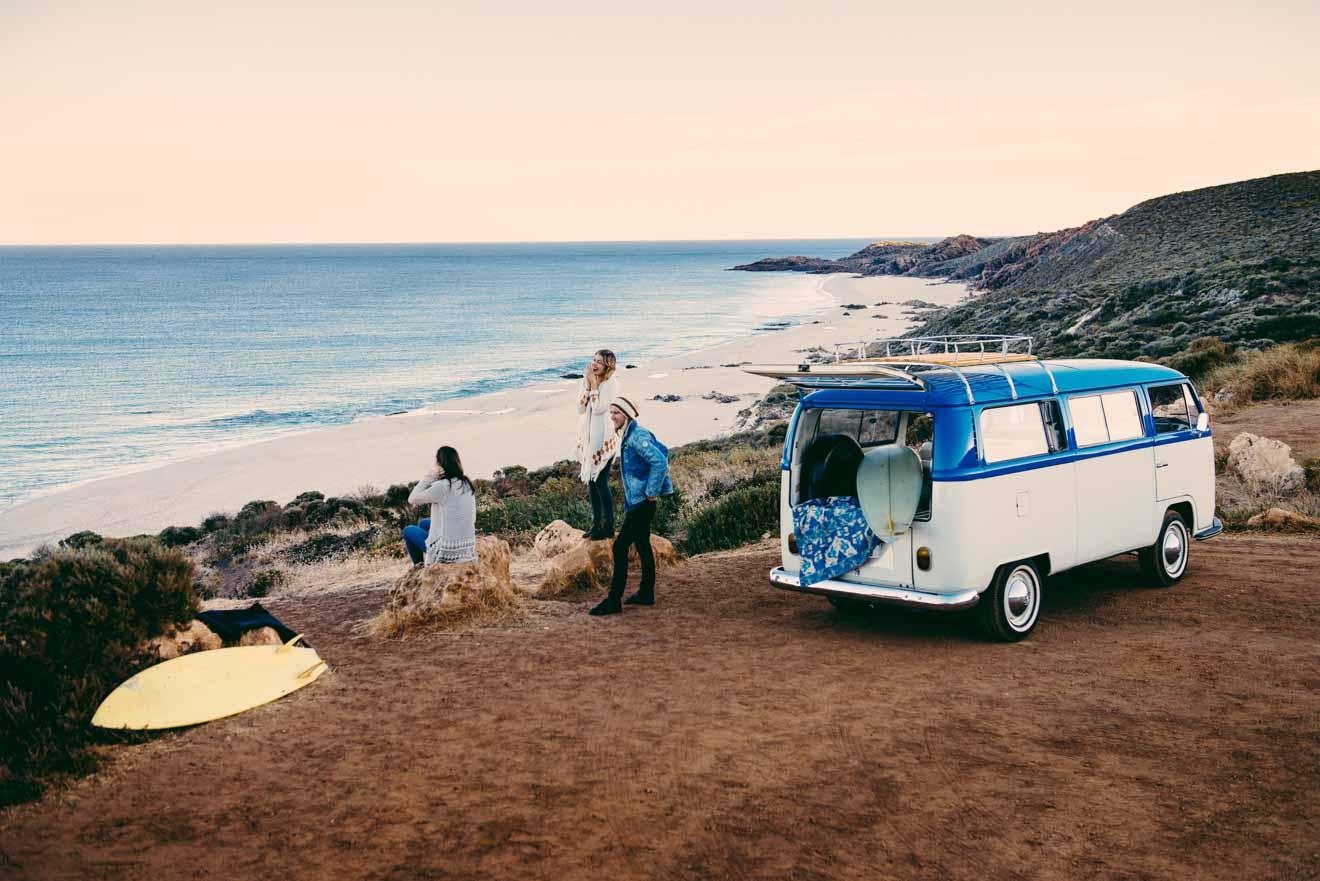 Cosas que hacer en Injidup Beach en Margaret River Road Trip