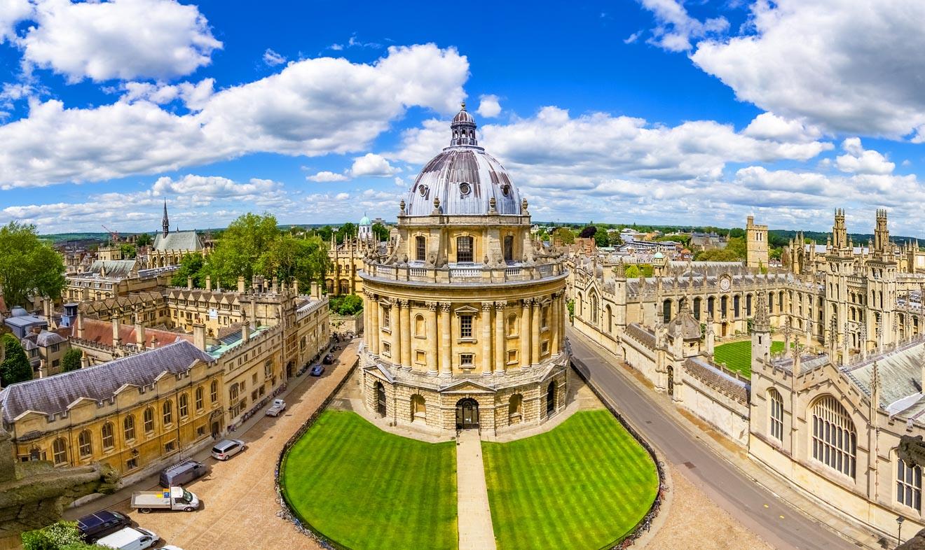 11 cosas que hacer en Oxford, la biblioteca principal de Bodleian