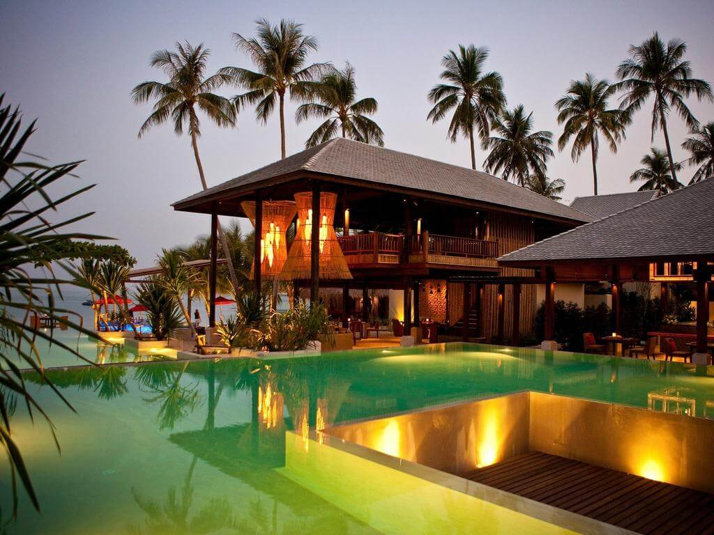 2 Villas Anantara Rasananda en Koh Phangan