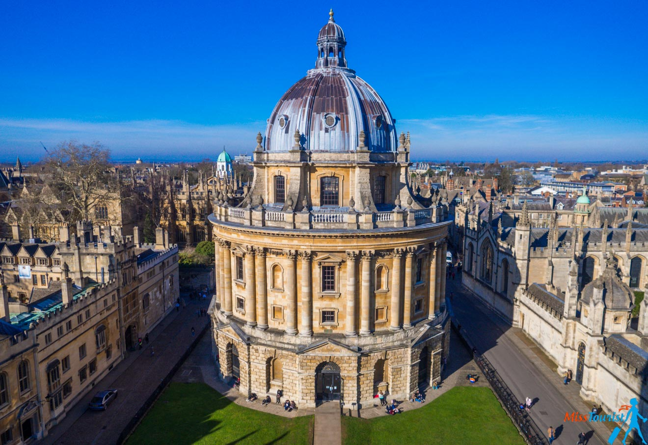 11 cosas que hacer en Oxford Rewely House the Bear Bodleian Library
