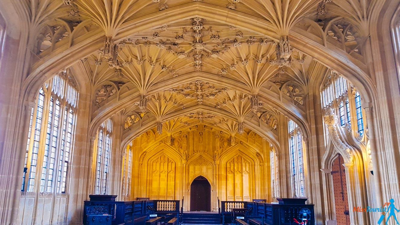 11 cosas que hacer en Oxford Bodleian Library por dentro
