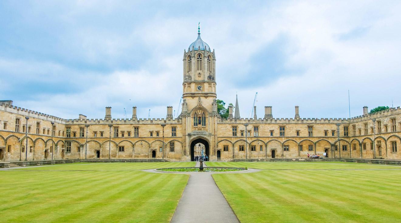11 cosas que hacer en Oxford Christ Church College
