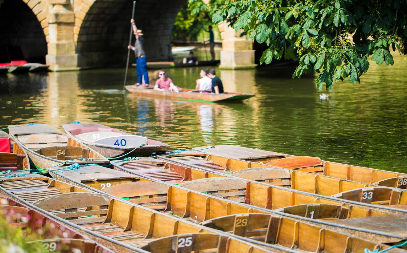 11 cosas que hacer en Oxford Punting 3