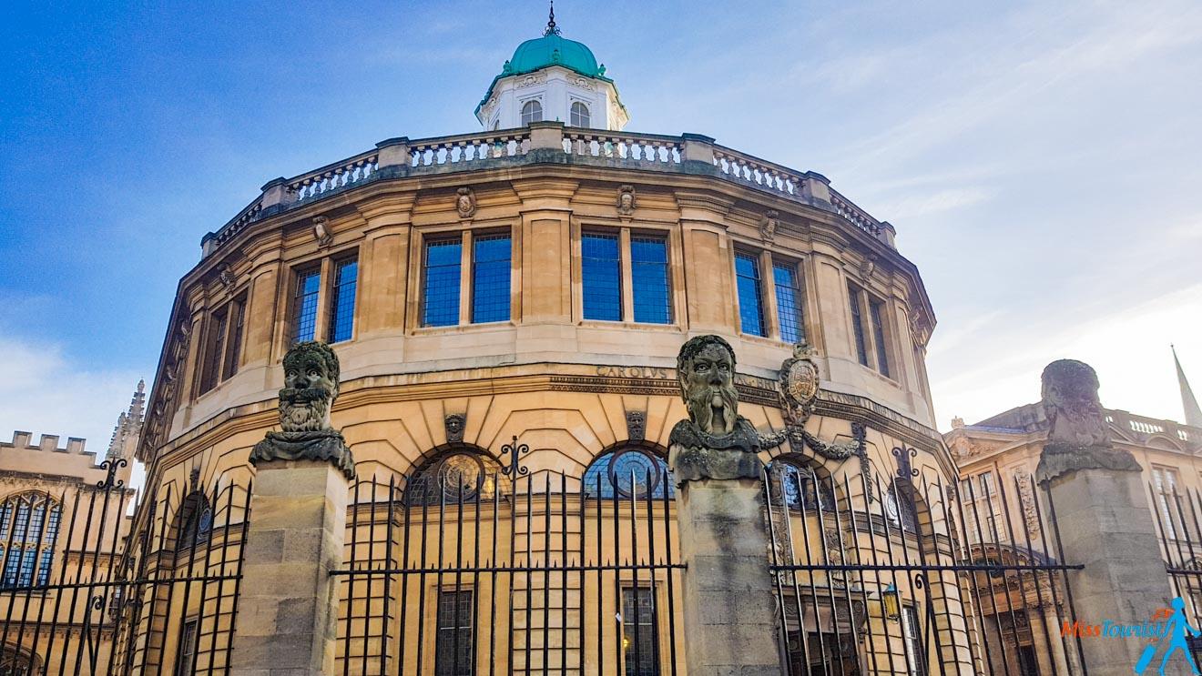 11 cosas que hacer en Oxford Sheldonian Theatre
