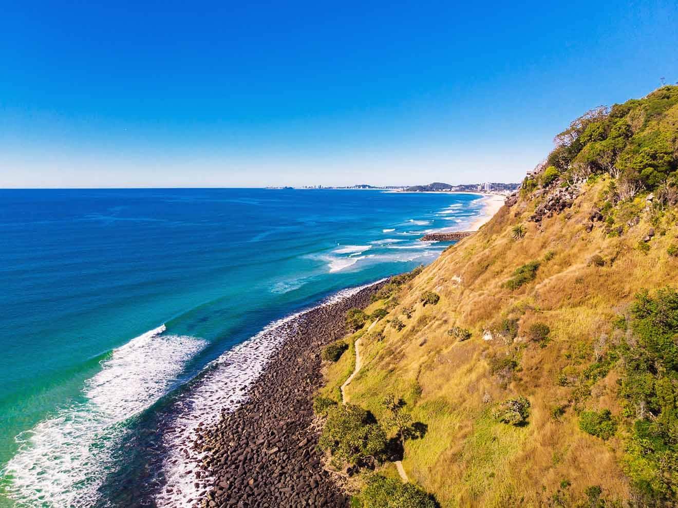 4 Los mejores alojamientos de Burleigh en Gold Coast