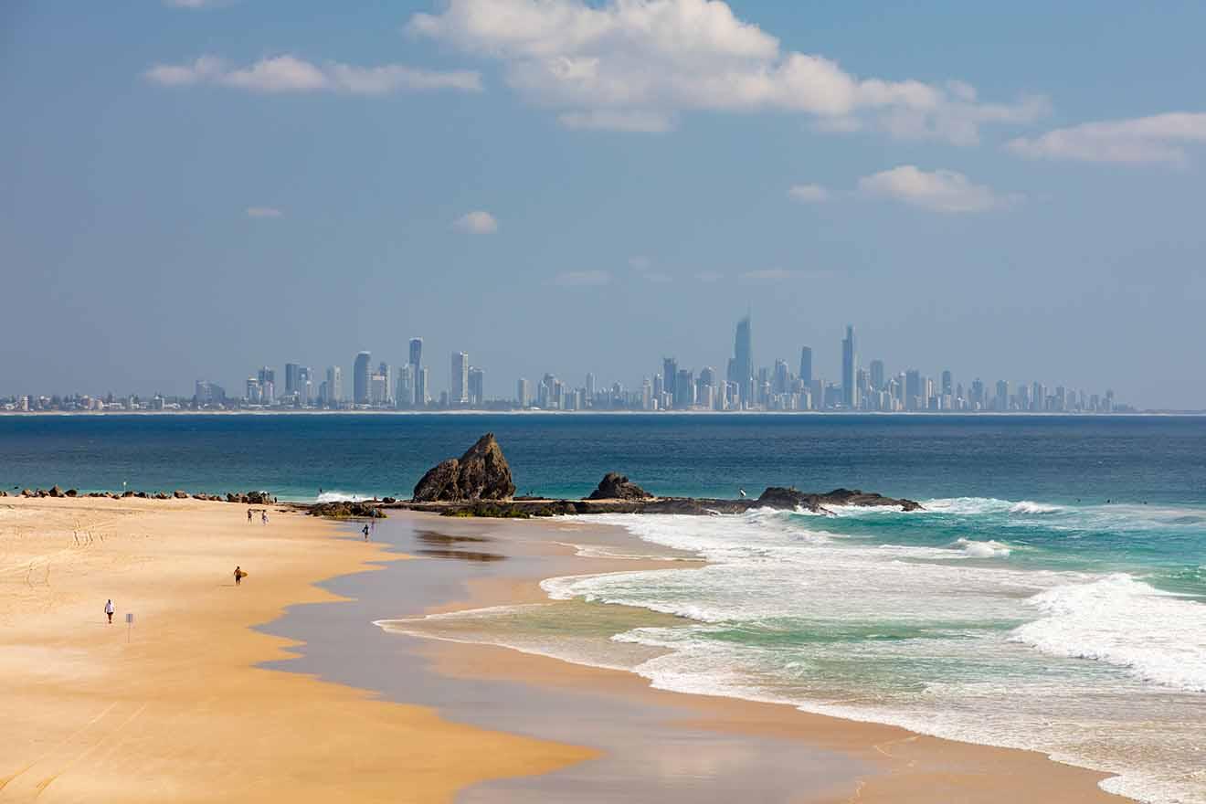 Playa Currumbin Gold Coast