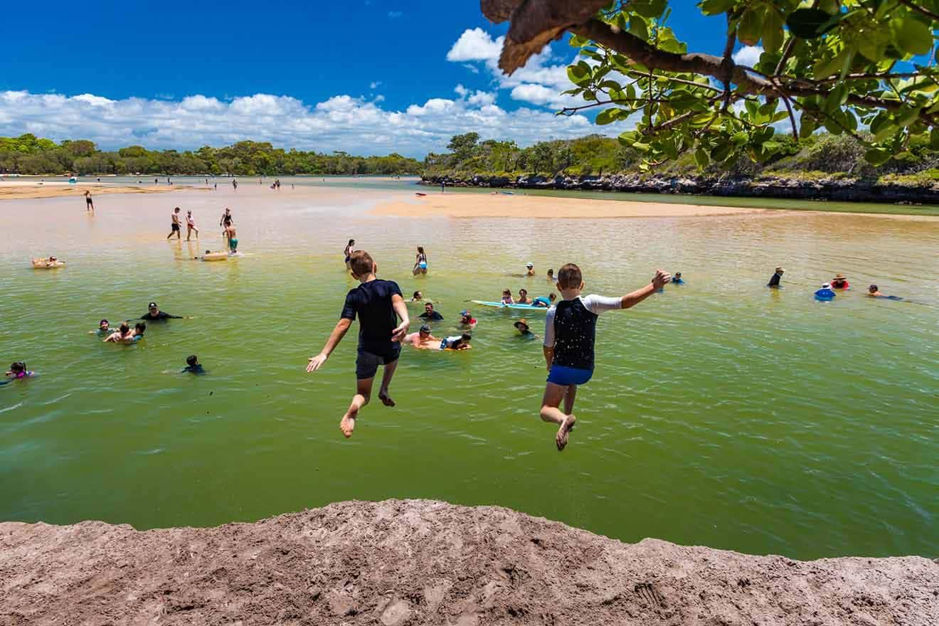 7 Gold Coast o Sunshine Coast para elegir