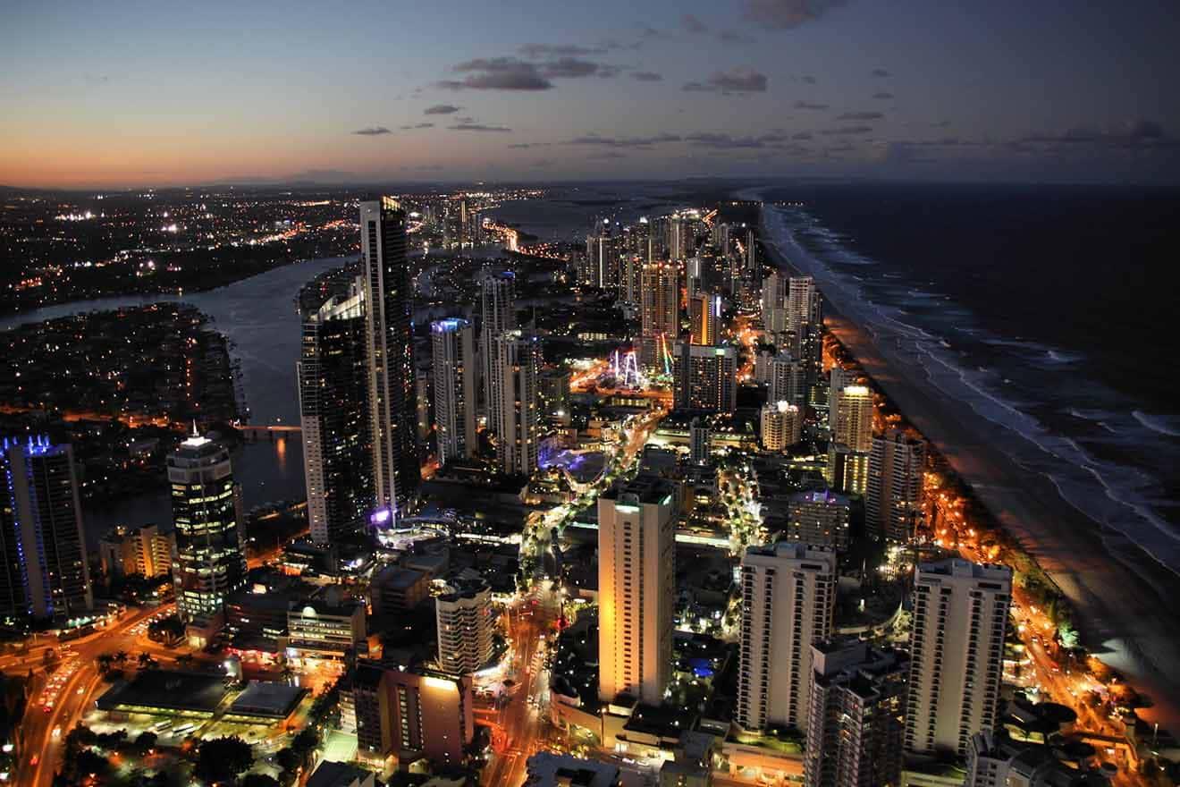 9 Dónde alojarse en Gold Coast Queensland