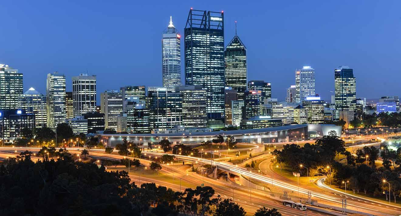 Horizonte de Perth